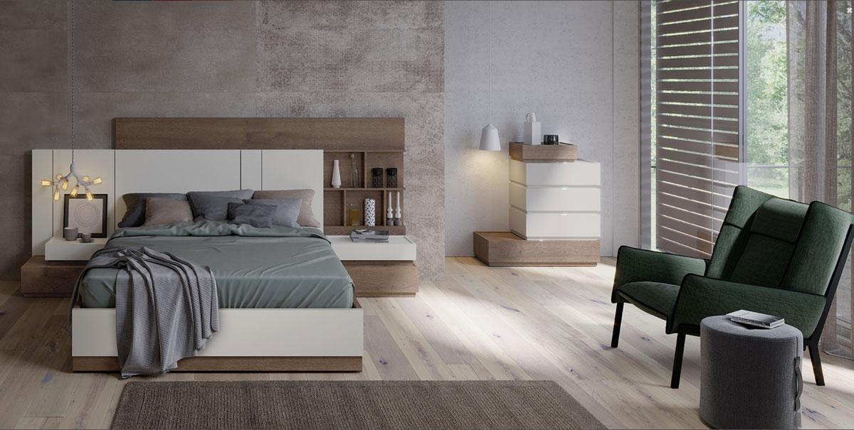 Dormitorio moderno Ronda Muebles Toscana