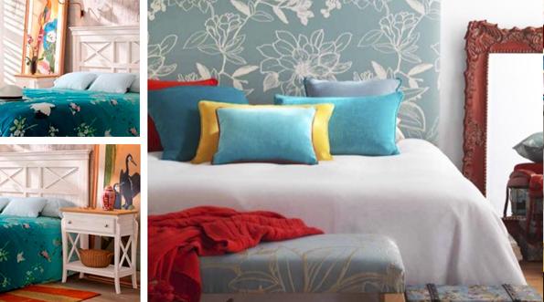 Detalles de dormitorio de Muebles Toscana