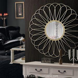 Espejo decorativo luna