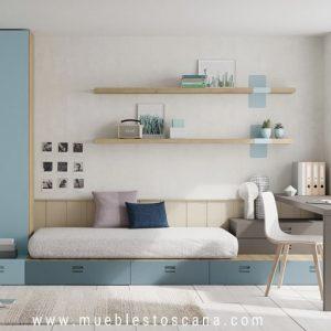 Dormitorio juvenil Atenas