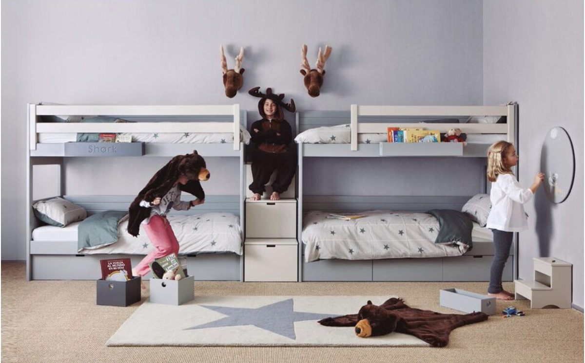 Muebles vuelta al cole obtenga ideas dise o de muebles - Cajoneras alcampo ...