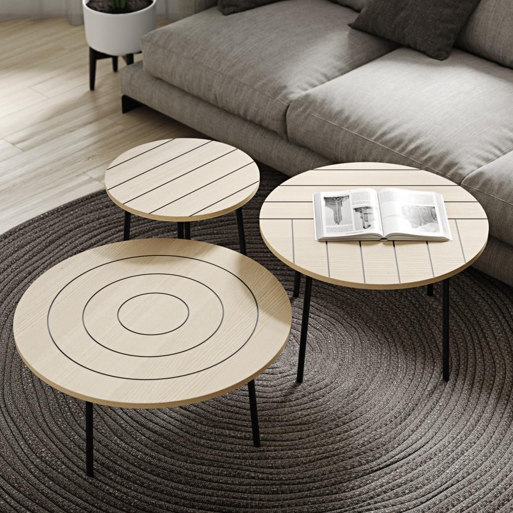 Mesas de centro ply muebles toscana - Baul mesa de centro ...
