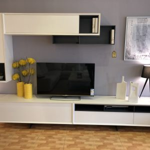Mueble de salón apilable