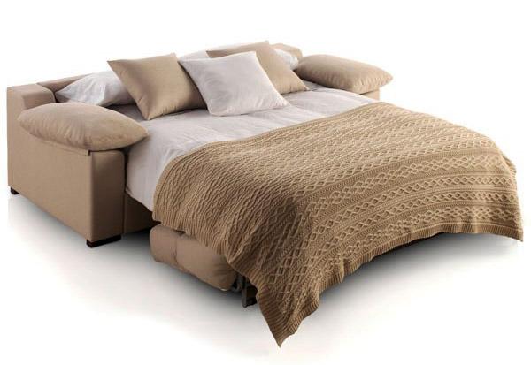 Sofa cama Oxford abierto