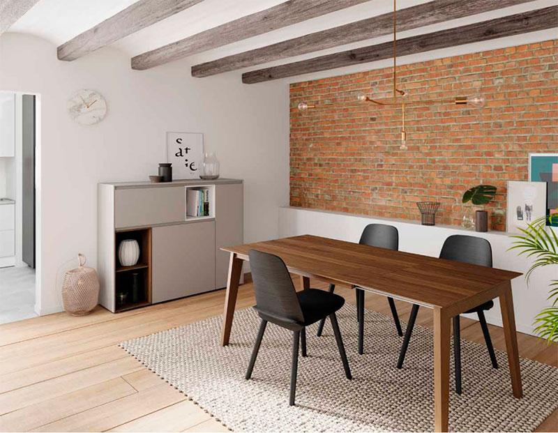Consejos para decorar comedores con encanto muebles toscana - Muebles con encanto online ...