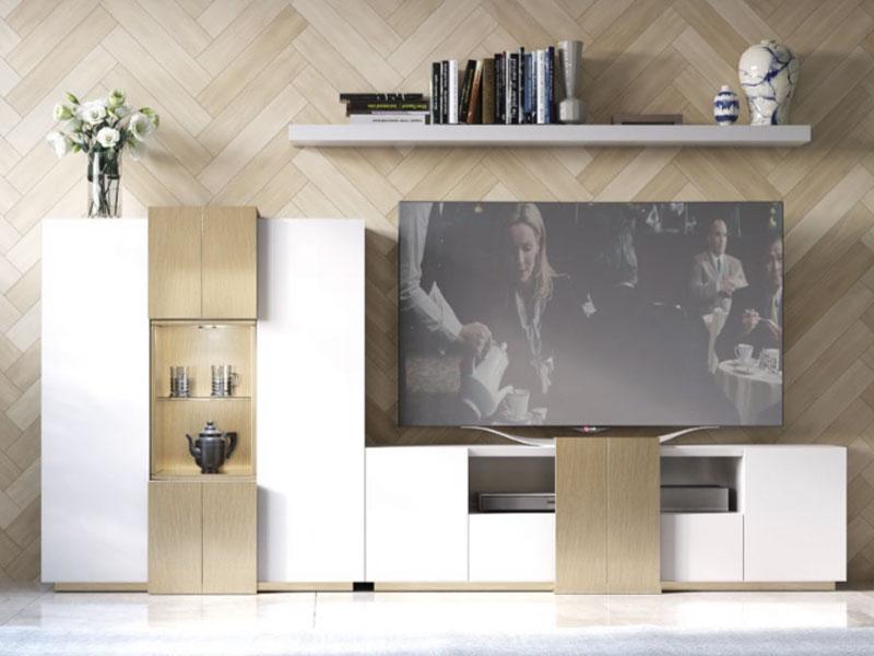 salon contemporaneo PR23 Muebles Toscana