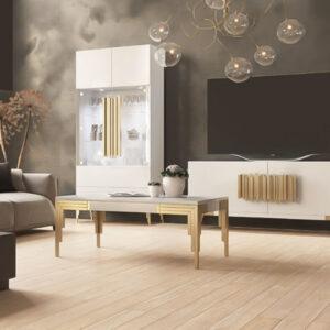 Salón MX13 de Franco Furniture Muebles Toscana