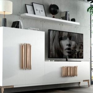 Salón MX17 de Franco Furniture Muebles Toscana