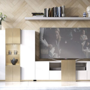 Salón MX19 de Franco Furniture Muebles Toscana