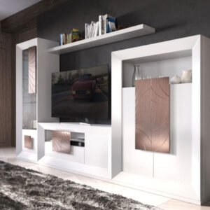 salón MX23 de Franco Furniture Muebles Toscana