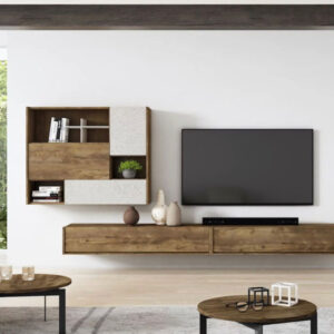 salón moderno Torga N17 Muebles Toscana